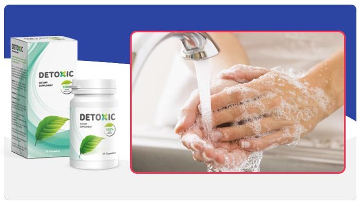 Detoxic How does it work?