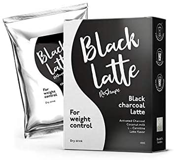 Black Latte what is it?