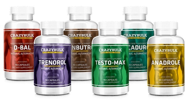 Reviews CrazyBulk