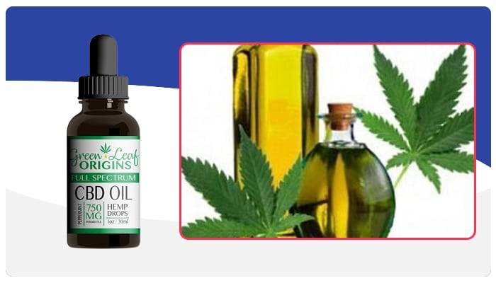 Instruction: how to use Green Leaf CBD Oil?
