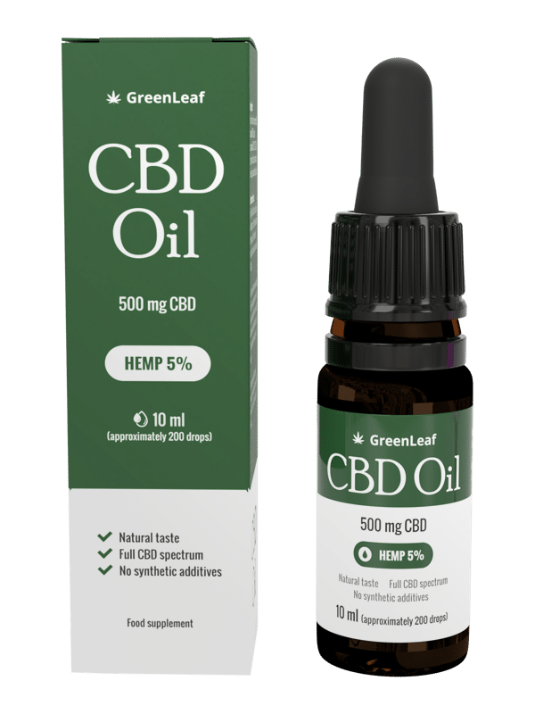 Reviews Green Leaf CBD Oil