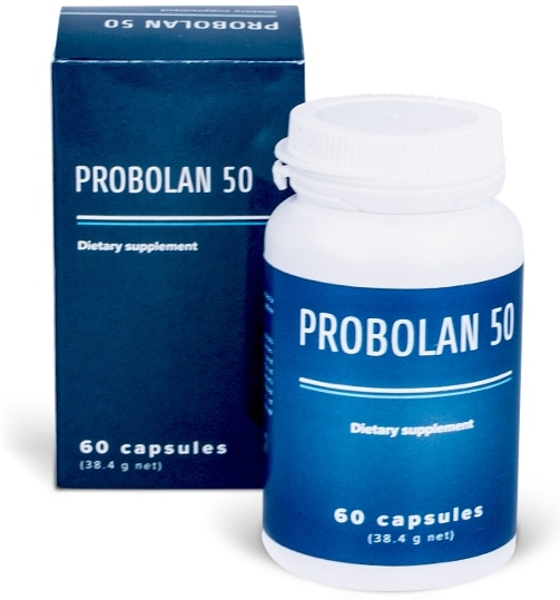Reviews Probolan 50