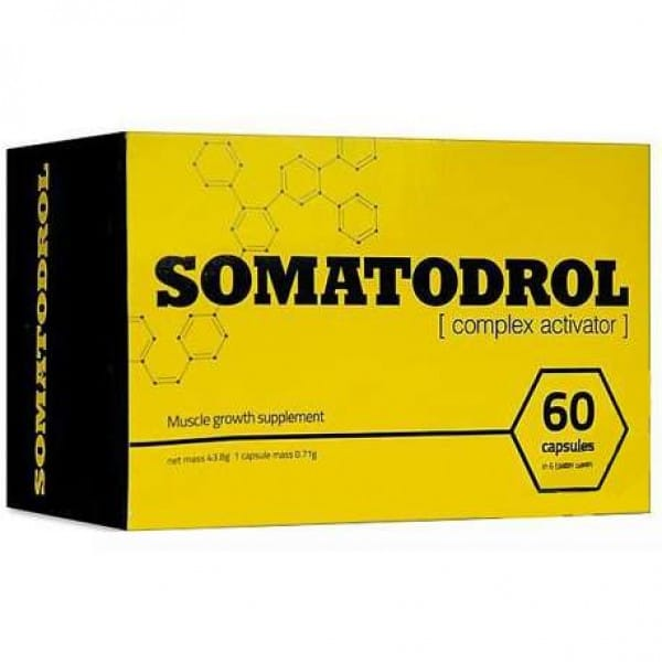 Somatodrol what is it?