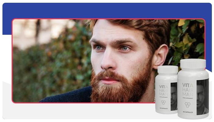 Instruction: how to use Vita Hair Man?