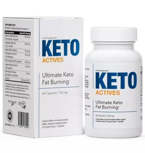 Reviews Keto Actives