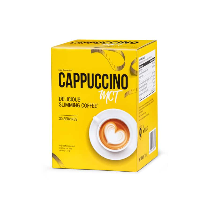 Reviews Cappuccino MCT