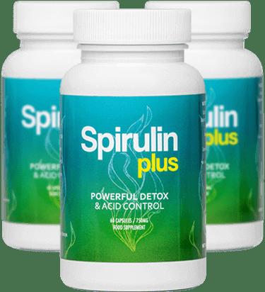 Reviews Spirulin Plus