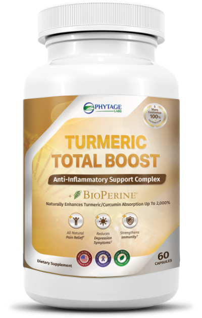 Turmeric Total Boost what is it?