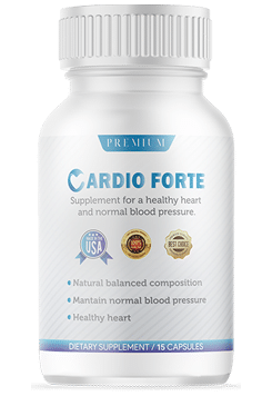 Cardio Forte what is it?